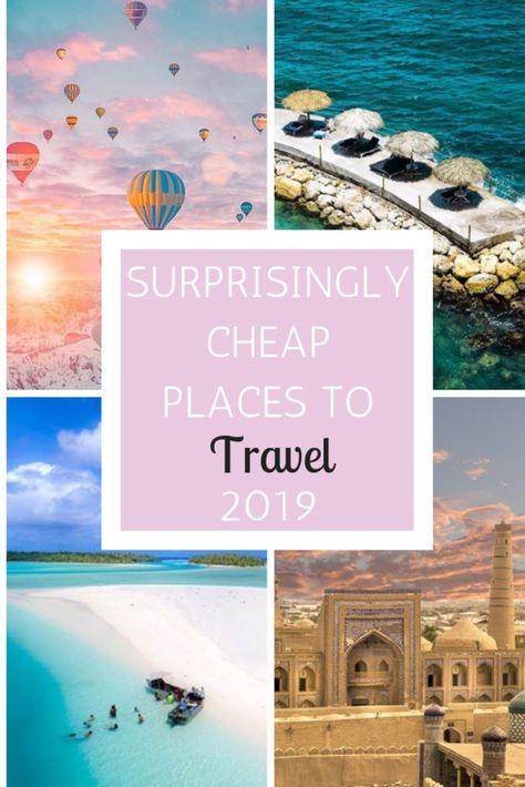#BudgetTravel #Travel #RTWtravel #Wanderlust #Bucketlist #2019