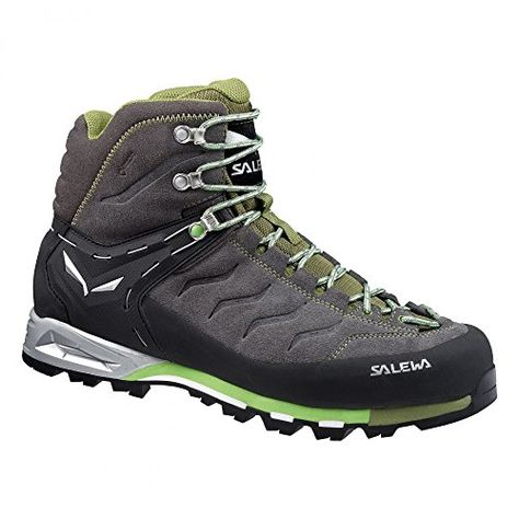 Introducing Salewa Mens MTN Trainer Mid GTX Boots Pewter