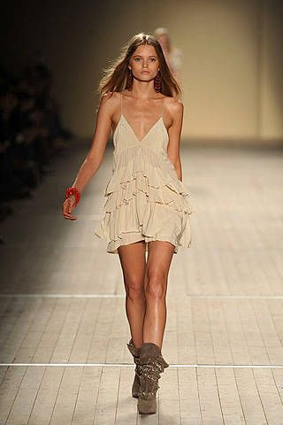 Isabel Marant Spring 2009 Ready-to-wear Collections