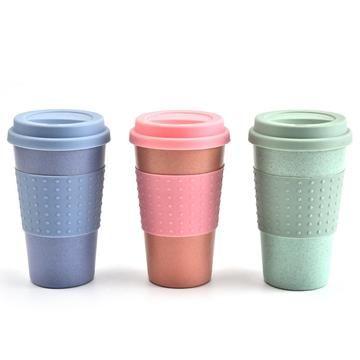 500ml Creative Ceramic Mug With Lid Painted Coffee Mugs Ceramic Mug With Lid Mugs