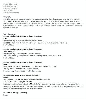 Director Of Product Management Resume Product Manager Resume Template We Have A Vital Information About Product Manager Resume Template And Cover Letter Her
