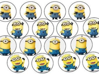 photograph relating to Minion Printable Eyes identify Checklist of Pinterest minion printables stickers photos