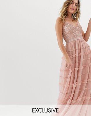 wholesale dealer ecf09 0008f Festliche Kleider für Hochzeiten oder den Abiball in Rosa ...