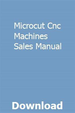 Microcut Cnc Machines Sales Manual Repair Manuals Owners Manuals Ford Mondeo