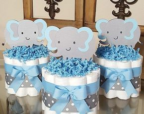 Diaper Cakes Minis Party Favor