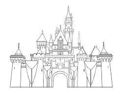 Free Printable Castle Coloring Pages For Kids Castle Coloring Page Castle Drawing Disney Castle Drawing