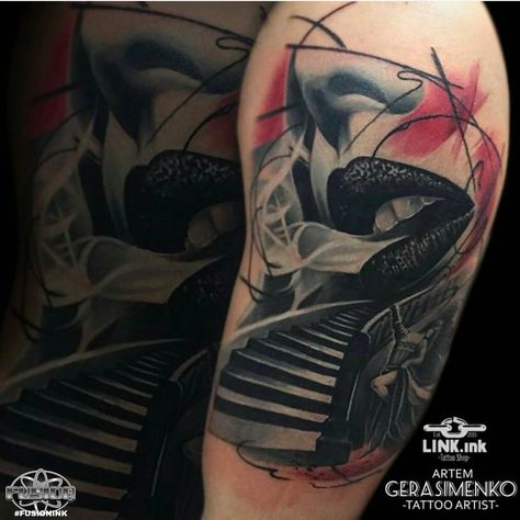 tattooartist Rad work by...