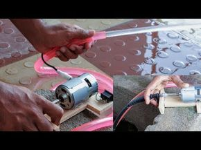 How To Make Powerful Water Pump 12volt With 775 Motor Youtube Diy Water Pump Pumps Water Pumps