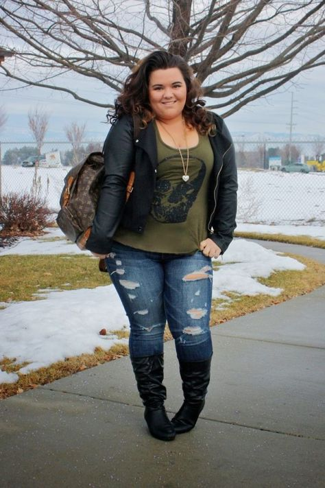 Teen outfits plus size school