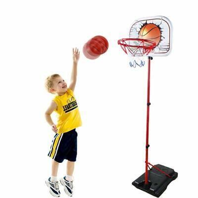 Advertisement Ebay Wishtime Mini Kids Basketball Hoop Toy Height Adjustable Portable Toddler Bask Basketball Hoop Kids Basketball Adjustable Basketball Hoop
