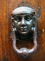 unusual door knockers - Google Search