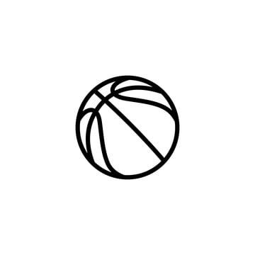 Basketball Logo Icon Vector Logo Icons Basketball Icons Icon Png And Vector With Transparent Background For Free Download Logo Icons Basketball Logo Design Icon