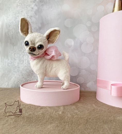 Chihuahua SOPHIE by Olga Juja Filatova