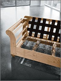 Sofa frame | Muebles | Pinterest | Upholstery, Woodworking and DIY furniture