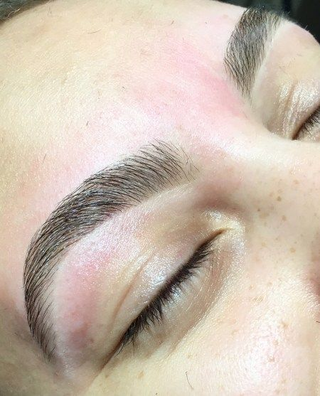 Do Waxing And Tweezing Have Different Effects As To How Long It Takes For Hair To Grow Back How To Grow Eyebrows Eyebrow Shaping Hair
