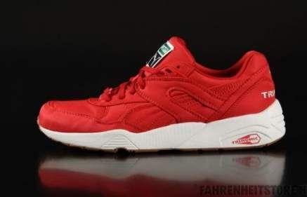 Super sneakers puma trinomic red 43