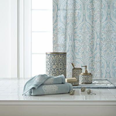 Nice Jcpenney Bathroom Sets Photos >> Inspire Shower Curtain ...