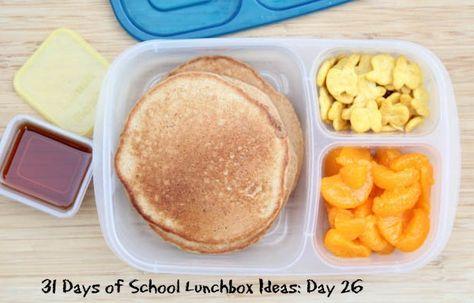 31 Days of School Lunchbox Ideas - Day 26 | 5DollarDinners.com