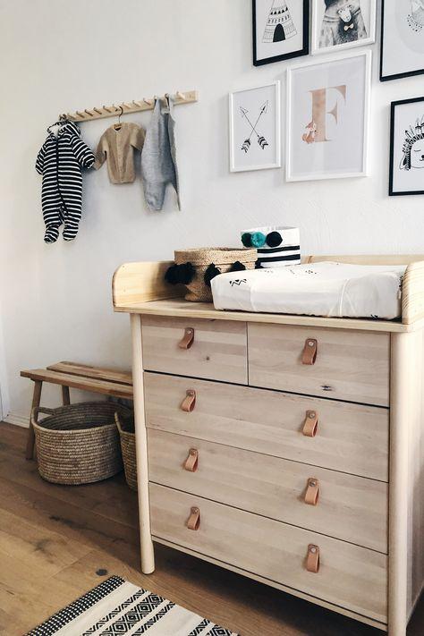 Kinderzimmer Ideen: Vor eine ganz besondere Wohnherausforderung stellte Instagrammerin Katharina (@kateshyggehome) in den vergangenen Monaten die Geburt ihrer Tochter Frida. Uns hat sie verraten, was sich in ihrem 90 m² großem Zuhause in Berlin-Neukölln seitdem alles verändert hat.