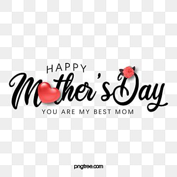 Mothers Day Happy Mothers Day Red Heart Love Blessings Red Heart Art Word Happy Heart Shape Hand Dr In 2021 Happy Mothers Day Clipart Blessing Words Happy Mother S Day