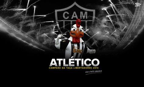 Wallpapers do Atlético Mineiro (Papéis de Parede) PC e Celular