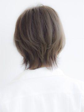 後ろ姿も美人な ショートヘア ボブカタログ 2018髪型 ヘアスタイル 髪型 ヘアカット