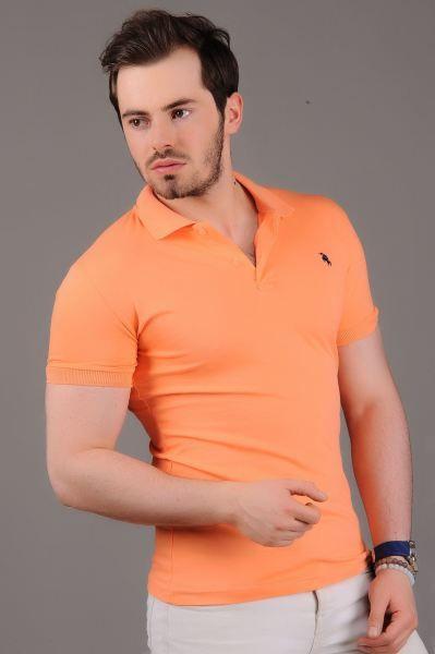 Erkek Tisort Polo Yaka Turuncu T Shirt Hamile Kadin Toptan Cool Gunluk Kapali 2018 Moda Erkek Abiye Butik Stil Magaza Ba Polo Erkek Tisort Moda