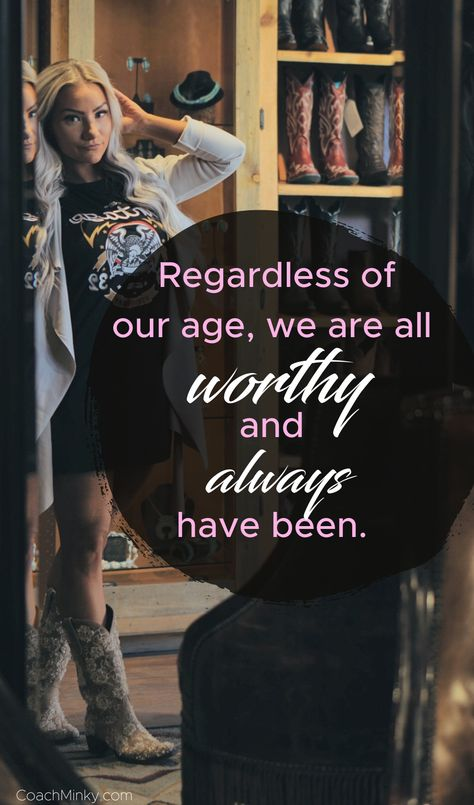 Age is Irrelevant to Your Success | Coach Minky