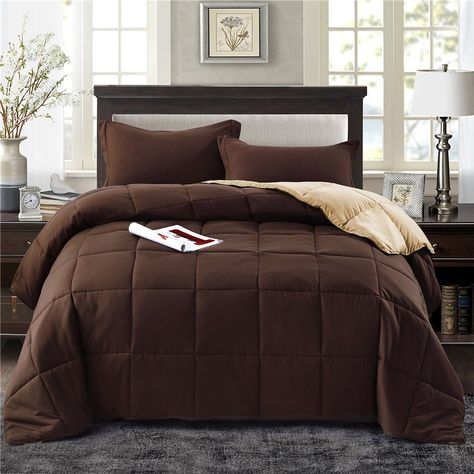 Hig Reversible Lightweight Comforter All Season Down Alternative Comforter King Summer Duvet Insert B In 2020 Blue Quilt Bedding Lightweight Comforter Bed Comforters