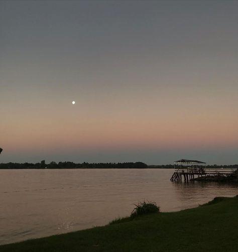 "🤍 on Instagram: ""tigre🌕 #photography #photo #buenosaires #tigremunicipio #delta #moon #water #river #nature #landscapes #peace 3"""