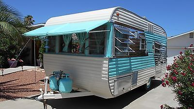 Details About 1967 Chariot Chalet Camper Trailer For Sale