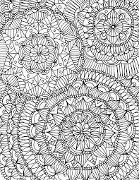 mandala coloring pages mandala