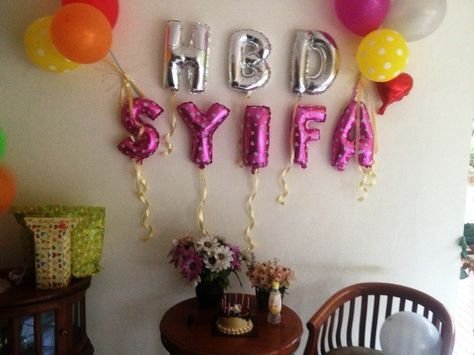 5 dekorasi ulang tahun anak di rumah sederhana | ulang