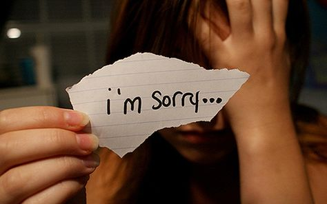9 things women should stop saying sorry for.  Women can apologise for everything from taking too long to get ready to being  too tired for sex.