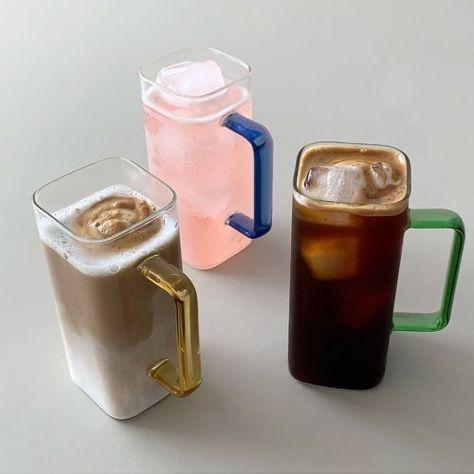 Yummy Drinks, Yummy Food, Fruity Drinks, Food Goals, Cafe Food, Aesthetic Food, Creme, Food Porn, Ceramics