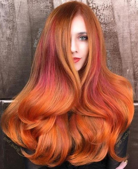25 Stylish Copper Hair Color Ideas For 2019 Hair Colour Style