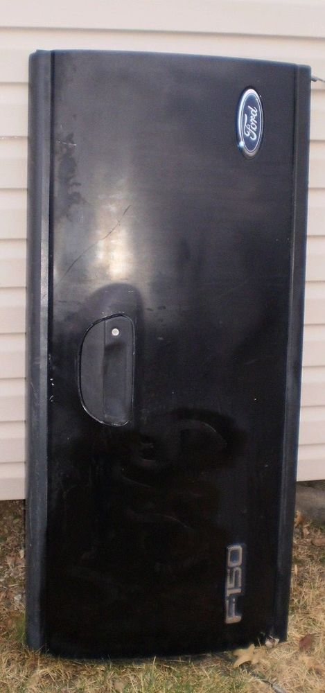 97 04 Ford F150 Tailgate Tail Gate Crew Cab Lightning Oem Truck Flareside Rare Ford Ford F150 Crew Cab F150
