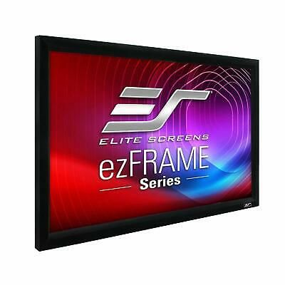 Ad Ebay Url New Elite Screen R100wh1 A1080p3 Ezframe Acousticpro1080p3 Projector Screen Projection Screen Transparent Screen Screen Material