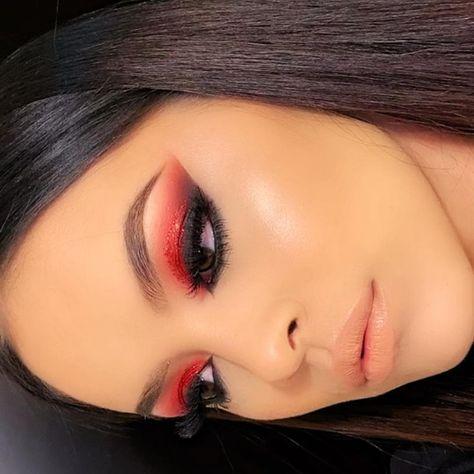 "𝑷 𝒂 𝒐 𝒍 𝒂 𝑬 𝒔 𝒕 𝒓 𝒂 𝒅 𝒂 . on Instagram: ""❤️❤️❤️❤️❤️ #makeupred #makeuplook #makeupbyme #makeupbyme #makeupobsessed"""