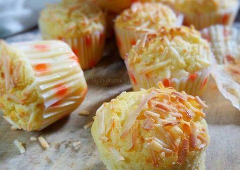 Resep Cup Cake Tape Putih Telur Oleh Diyah Kuntari Resep Makanan Dan Minuman Ide Makanan Resep