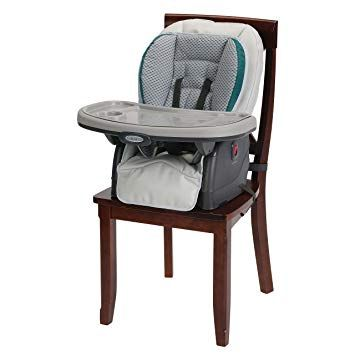 Amazonsmile Graco Blossom 6 In 1 Convertible Highchair Sapphire