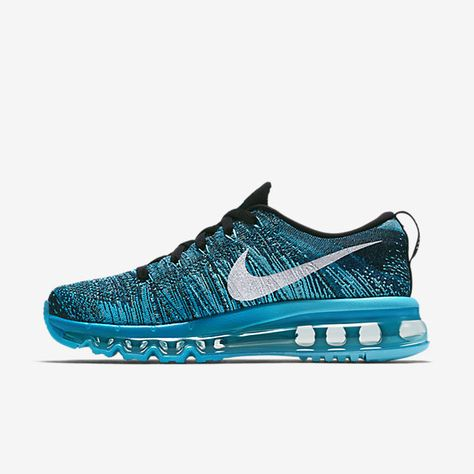 differently b86f5 b99d8 Nike Flyknit Air Max Women's Running Shoe