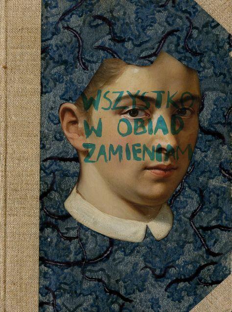 JULIA MIRNY,OBIAD,KOLAŻ CYFROWY, 2014 wykorzystano: GirolamoFabrizi d'Acquapendente, Hieronymi Fabricii ab Aqvapendente De formato foetv,Venetiis; (Patavii): per Franciscum bolzettam: (ex typographia Laurentij Pasquati […]), [post 10 X 1606] Portret kobiety KazimierzLaskowski, 365 obiadów: (historya o kilku osobach i jednej książce), Warszawa 1896