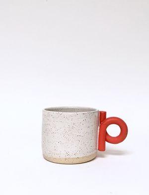 Milo Made Squiggle Mug Pottery Mugs Ceramic Clay Ceramics