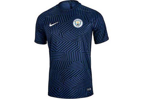 Manchester City Pinterest 201617 Nike Manchester City Pre Match Top. Get it  from SoccerPro. f098a25257b59