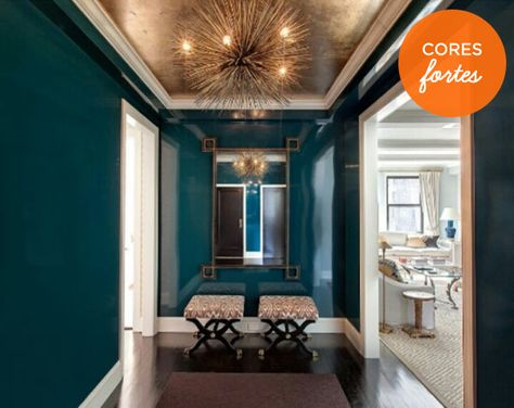 Learn unique ceiling decorating ideas from domino magazine. Domino magazine shares decor ideas for the ceiling.