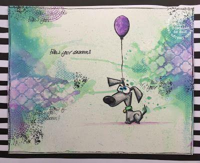 Hobbycompleet De Duif.Follow Your Dreams Blog Hobbycompleet De Duif Card Tim