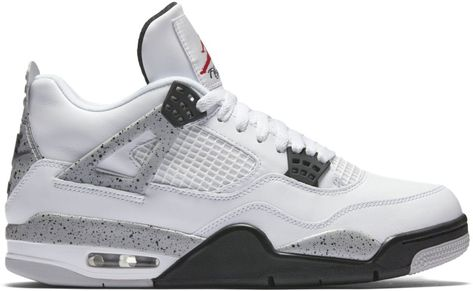 1c078dde Check out the Jordan 4 Retro White Cement (2016) available on StockX