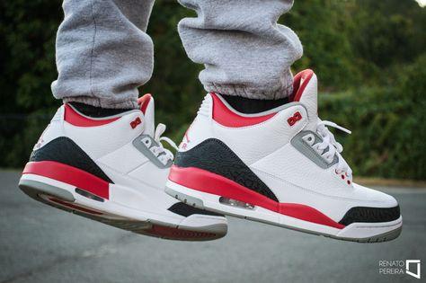Jordan x Atmos Air Jordan III and Air Max One | Watch His Feet!!!! |  Pinterest | Jordan iii