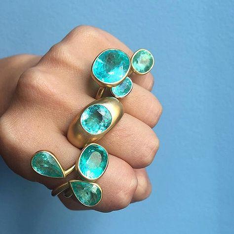 SHOW ME YOUR RINGS! LXXXVI - Gem Gossip - Jewelry Blog